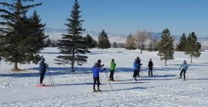 Golf Course Lessons, Jan 2016