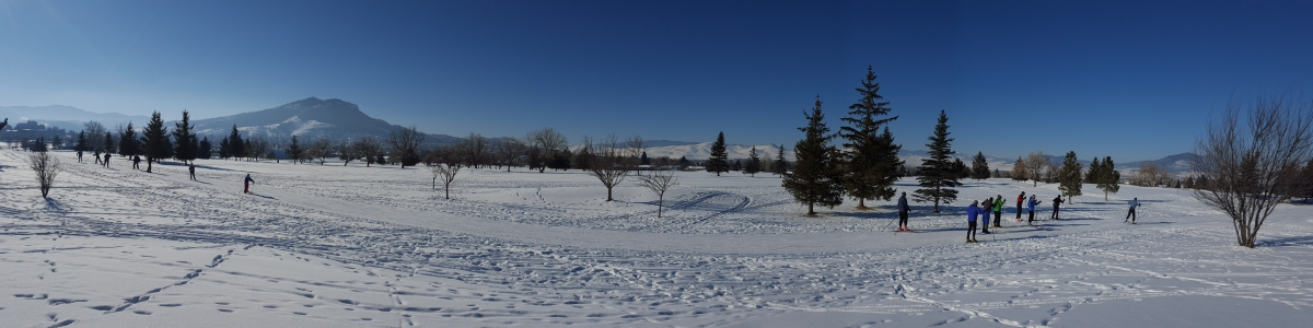 Golf Course Panorama, Jan 2016